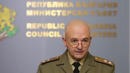 генерал-майор проф. д-р Венцислав Мутафчийски (архив)