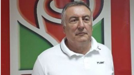 Стойко Танков, областен председател на БСП - Бургас