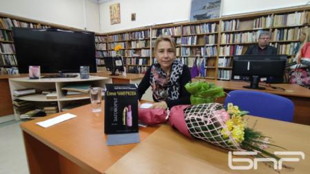 Елена Чамуркова