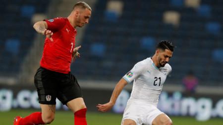 Израел победи с 4:2 състава на Австрия