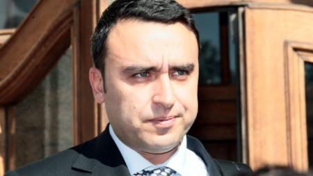 Стоян Якимов, зам.-председател на Камарата на частните съдебни изпълнители