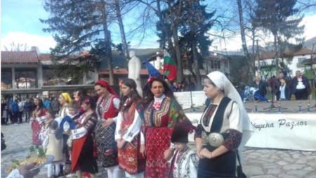 Тодоровден в село Бачево