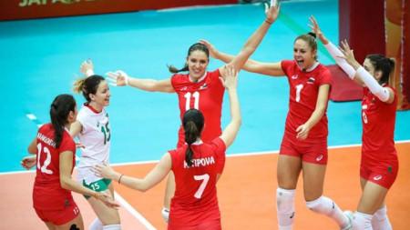 Волейболистките ни от националния отбор ще играят срещу съставите на САЩ, Япония и Белгия