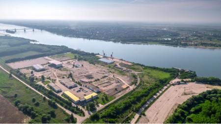 Zona industriale Vidin