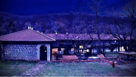Gradeşnitsa Manastırı