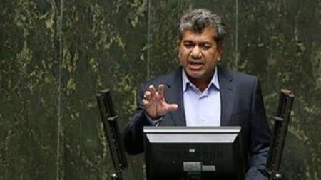 Иранският депутат Ахмад Хамзех