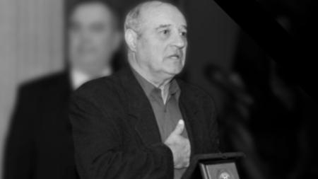 Виден Апостолов, 1941 - 2020