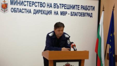 Старши инспектор Славчо Ангелов