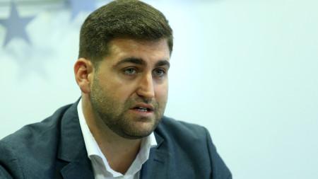 Българският евродепутат Андрей Новаков