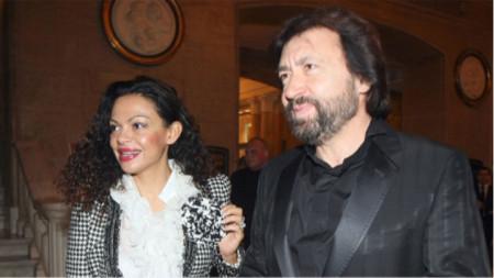 Ewgenia und Nikolaj Banew
