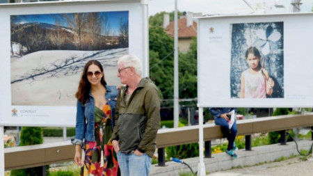 Това няма да е първата обща изложба на Маргарита Русева и Раймондо