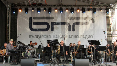The BNR's Big Band