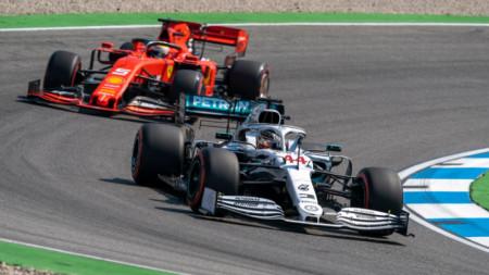 Връщат стартове в Германия и Италия във Формула 1