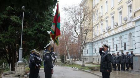 """140-годишнина от основаването на Висшето военоморско училище """"Н. Й. Вапцаров"""""""