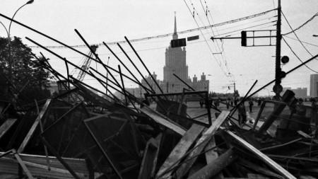 Цикъла Москва – неуспешния преврат, 1991