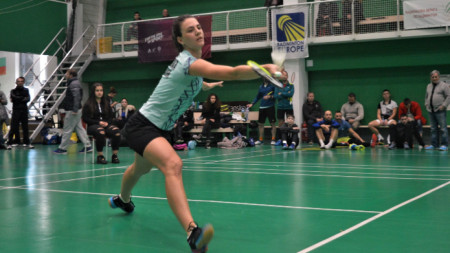 Христомира Поповска победи две французойки в квалификациите.