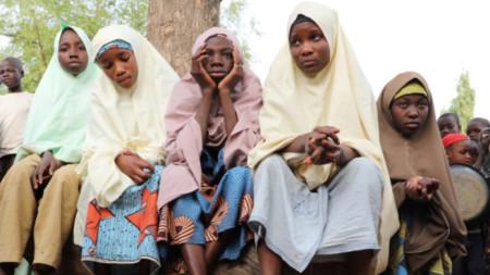 Въоръжени мъже често отвличат ученици в Нигерия.