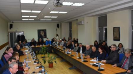 Общинския съвет в Ловеч