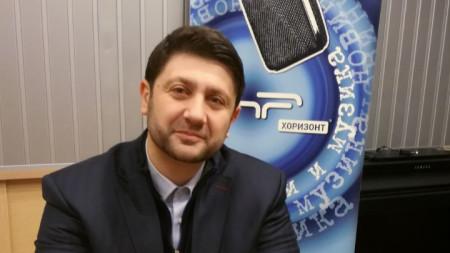 Венцислав Караджов, председател на Комисията за защита на личните данни (КЗЛД).