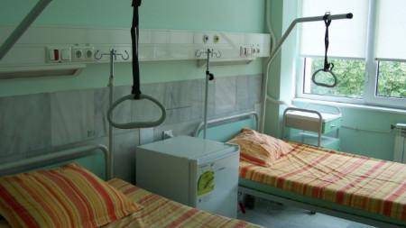 Клиниката по ортопедия и травматология на Университетска болница