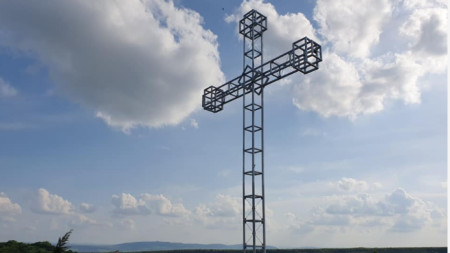 Кръстът на Крепостта Овеч