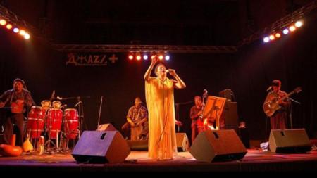 Сусана Бака на Джаzz+ фестивал