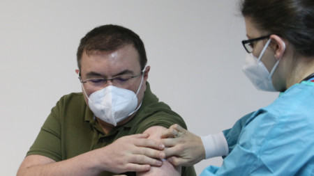 От днес започва имунизационната кампания срещу Covid-19 на територията на цялата страна.