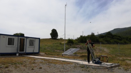 Нови 63 ракетни площадки за борба с градушките са били въведени в експлоатация в последните две години.