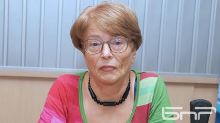 Копринка Червенкова