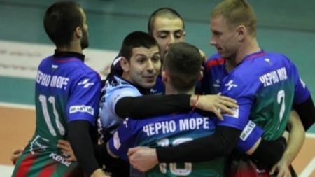 Черно море спечели в Русе след обрат