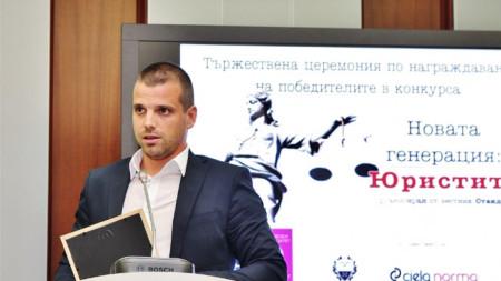 Адвокат Борис Харизанов