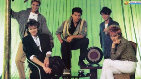 Duran Duran бяха по постерите на тийн списанията, този е от юли 1983-та
