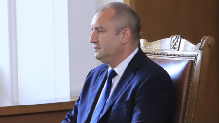Presidenti Rumen Radev