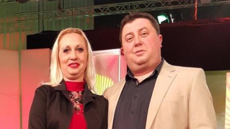 Калина и Любомир Марянски