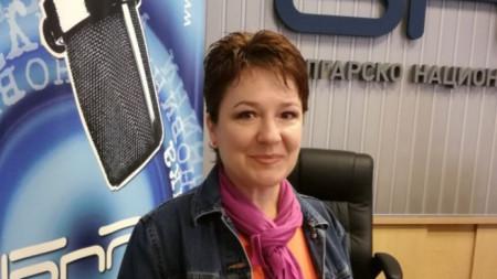 Надя Ботева