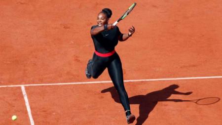WTA постанови, че предизвикалият полемика екип на Серина Уилямс вече е разрешен.