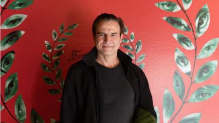 Испанският актьор Алберто Сан Хуан гостува на фестивал Cine Libri