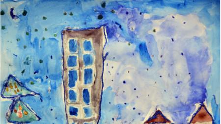 Деян Братоев, 9 г. от Варна. Втора награда от конкурса на Радио Варна