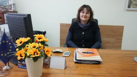 Ивелина Матева, кмет на село Палилула
