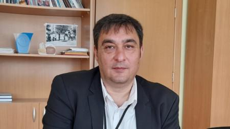 Любен Георгиев - Бюро по труда, Стара Загора