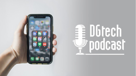 DGtech podcast - подкаст за дигитален маркетинг и нови технологии на БНР