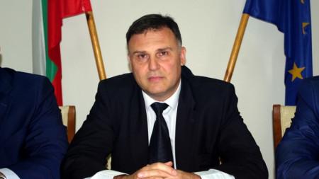 Областният управител на Плевен Мирослав Петров