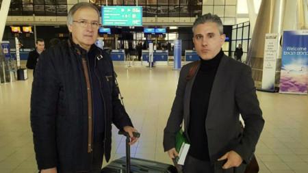 Павел Колев и Георги Дерменджиев заминаха заедно за Кипър