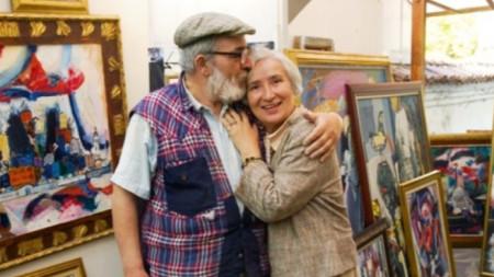 Димитър и Русалия Кирови