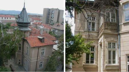 Къщата с кулата в Казанлък