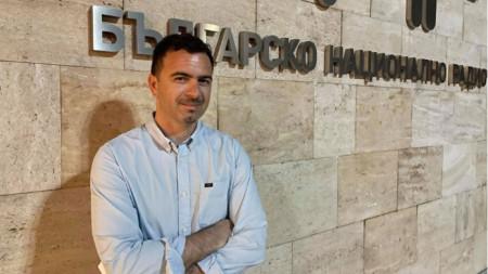 """Директорът на Бургаския международен филмов фестивал - Емил Ованесов на гости в """"Заедно след полунощ"""""""