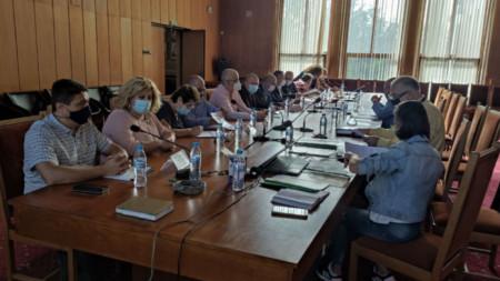 Политическите сили в област Велико Търново преговарят за състава на РИК