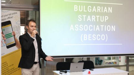 Добромир Иванов участва в дигитален форум на ZaraLab