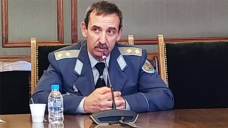 генерал-мајор Димитар Петров