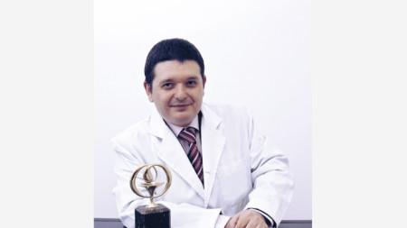 Антон Вълев, председател на Националната аптечна камара